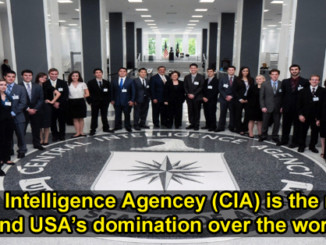 cover - 10 Most Powerful Intelligence Agencies Across The Globe