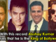 cover  - Akshay Kumar Sets A Unique Record In Bollywood Beating All Khans.!!