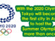 cover  - Here's Everthing You Need To Know About 2020 Olympics.!!