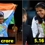 Here's How Much PV Sindhu & Sakshi Malik Will Receive ..