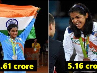 cover - Here's How Much PV Sindhu & Sakshi Malik Will Receive For Winning An Olympic Medal.!!