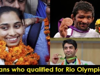 cover - India's Full List Of Athletes At The Rio Olympics 2016.!!