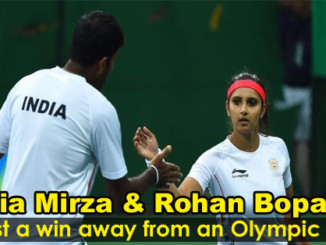 cover - Rio Olympics 2016, India's Day 7 Results