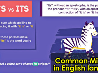 updated cover - 13 Grammatical Mistakes You Should Avoid Doing