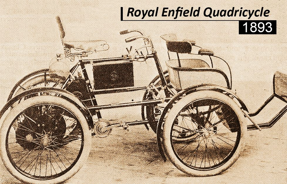 1 - Here's The Evolution Of Royal Enfield Bikes Since 1893.!!