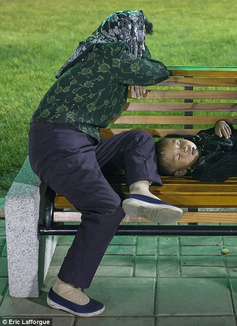 10 - This Photographer Was Banned Because He Took Some Never Seen Photos In North Korea.!!