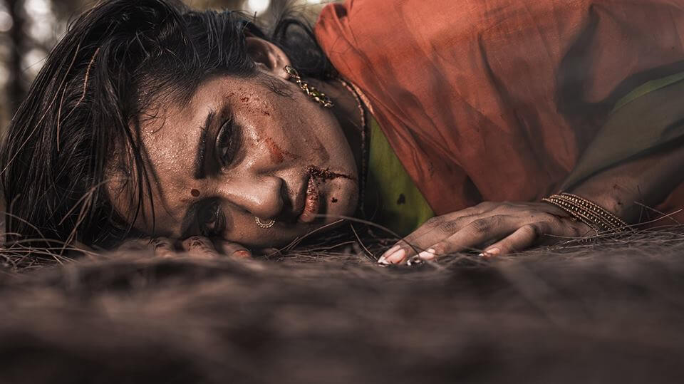 14 - This Photo Series Perfectly Describes The Distress Faced By Rape Victims From The Society.!!