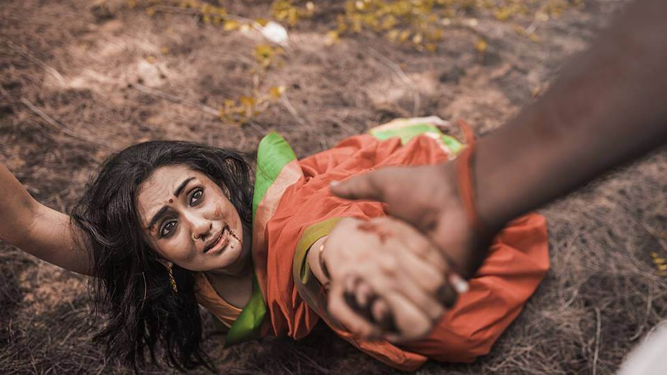 16 - This Photo Series Perfectly Describes The Distress Faced By Rape Victims From The Society.!!