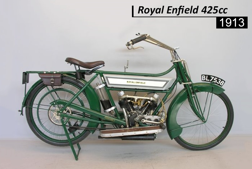 Royal Enfield Bicycle Frame Numbers