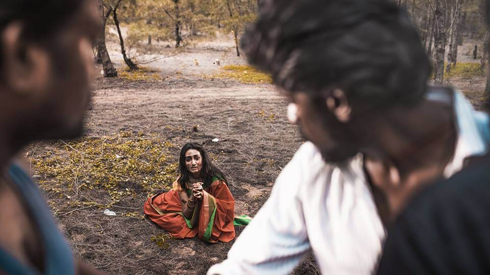 20 - This Photo Series Perfectly Describes The Distress Faced By Rape Victims From The Society.!!