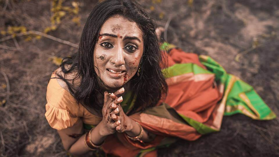 23 - This Photo Series Perfectly Describes The Distress Faced By Rape Victims From The Society.!!