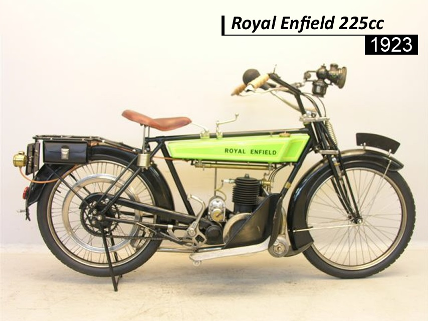 3 - Here's The Evolution Of Royal Enfield Bikes Since 1893.!!