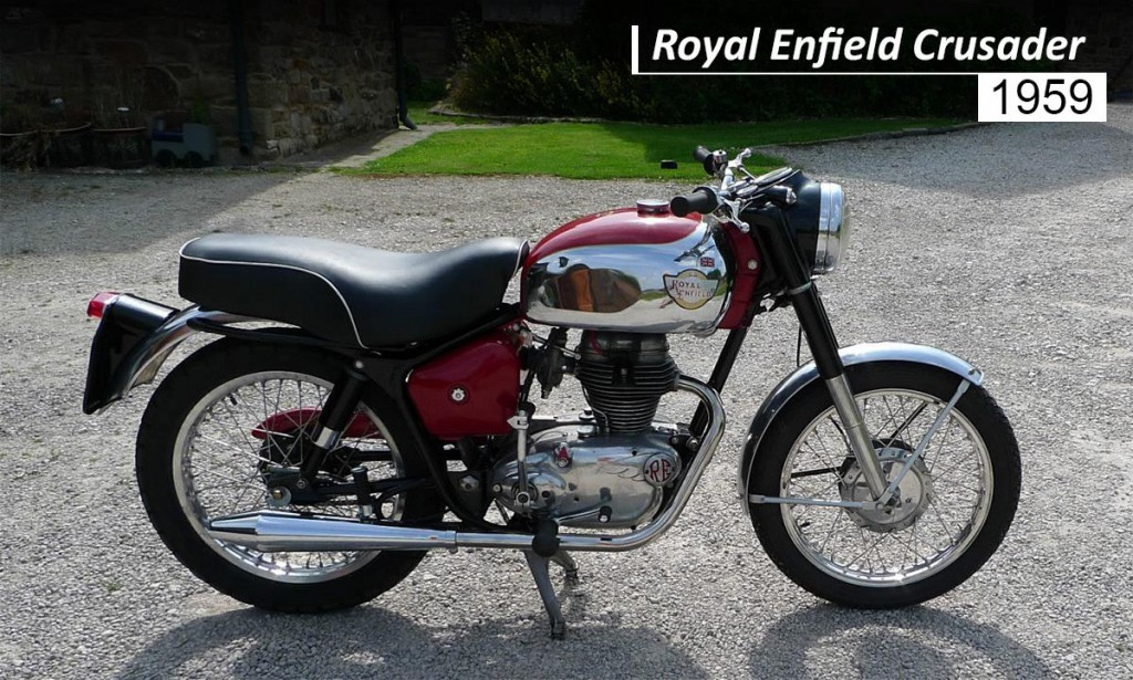 5 - Here's The Evolution Of Royal Enfield Bikes Since 1893.!!