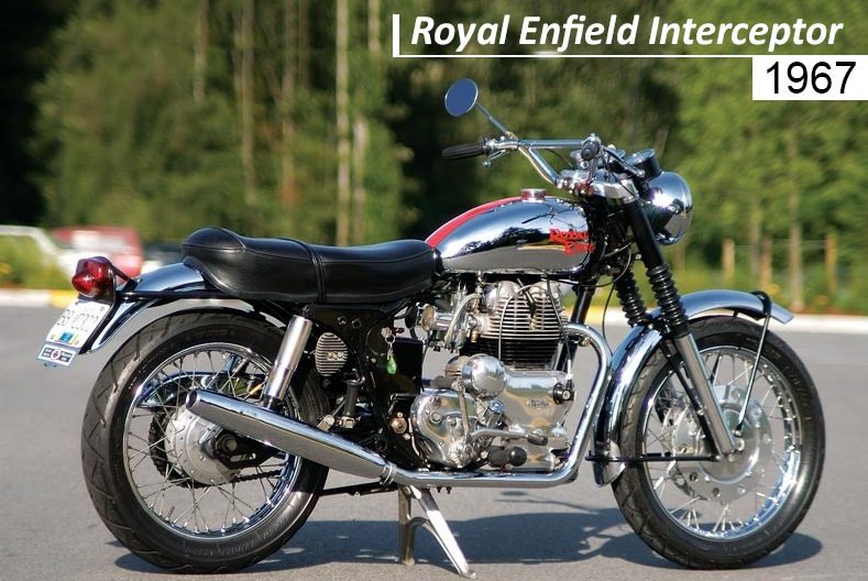 7 - Here's The Evolution Of Royal Enfield Bikes Since 1893.!!