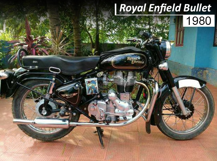 8 - Here's The Evolution Of Royal Enfield Bikes Since 1893.!!