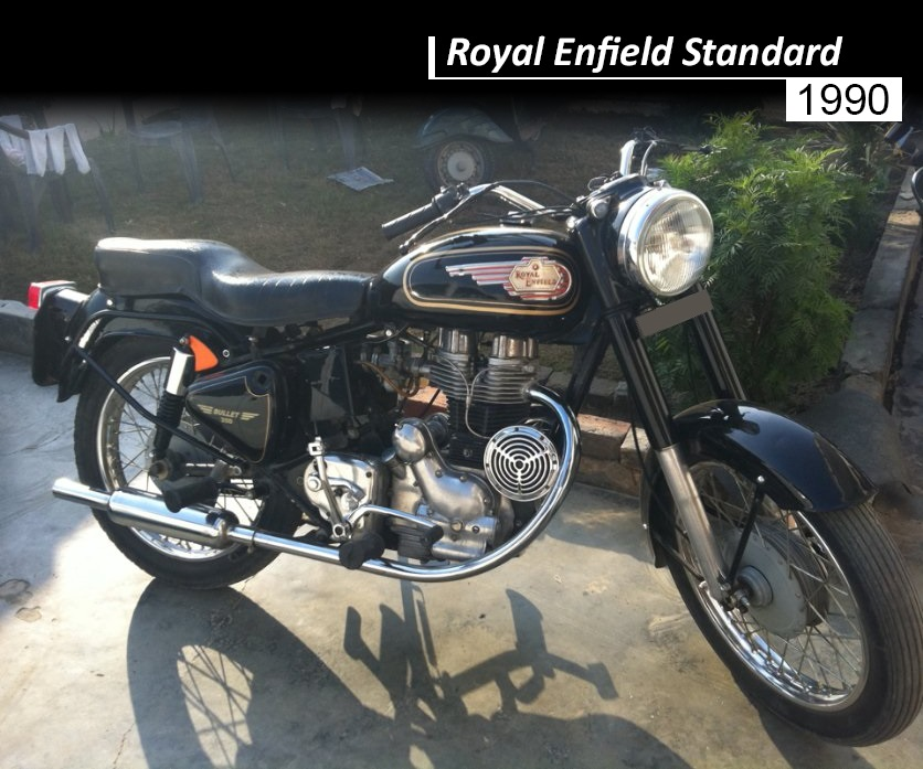 9 - Here's The Evolution Of Royal Enfield Bikes Since 1893.!!
