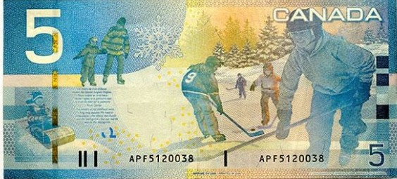 Canada- 26 Beautiful Currency Notes From All Around The World.!!