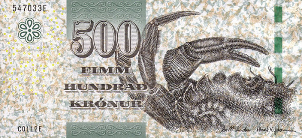 Faroe Island - 26 Beautiful Currency Notes From All Around The World.!!