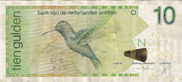 Netherlands - 26 Beautiful Currency Notes From All Around The World.!!
