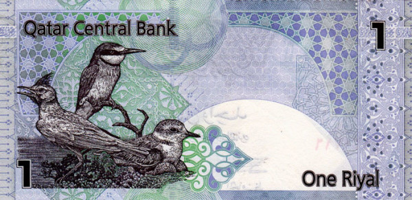 Qatar - 26 Beautiful Currency Notes From All Around The World.!!