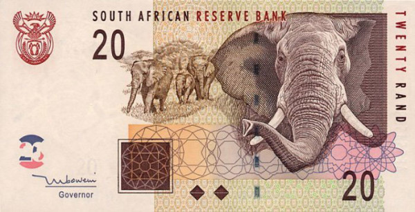 South Africa- 26 Beautiful Currency Notes From All Around The World.!!