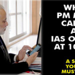 When Modi Called An IAS Officer At 10PM.. This Story ..