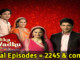 cover - 12 Longest Running Hindi Serials Of Indian Television.!!