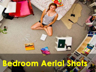 cover - 21 Aerial Pictures Of People's Bedrooms Perfectly Capture The Essence Of Their Life