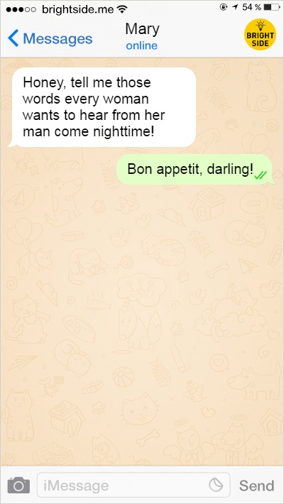 1 - 15 Text Conversations That Will Provoke Your Belief In Love.!!