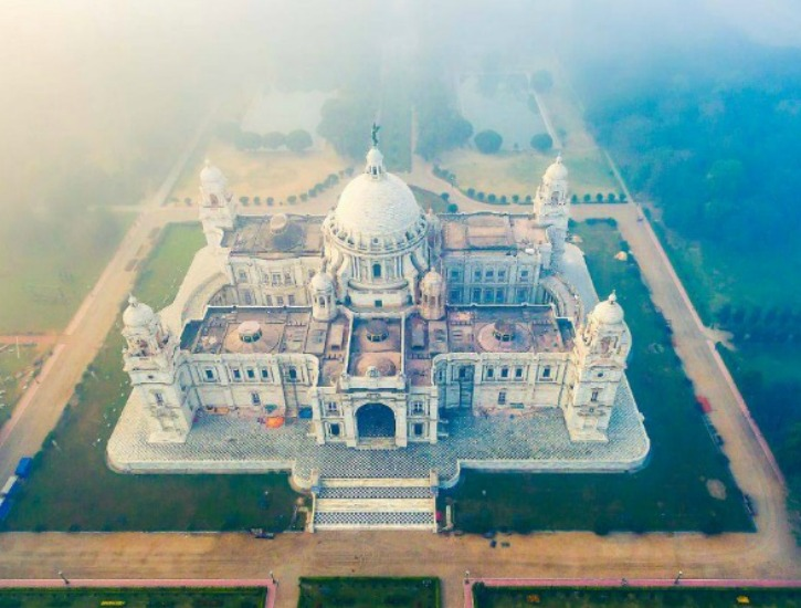 1 - 18 Stunning Aerial Shots Of India That Will Make You Visit These Places.!!
