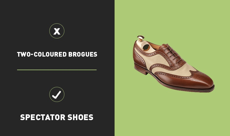 10 - 14 Common Shoes That Are Being Called in A Wrong Name.!!