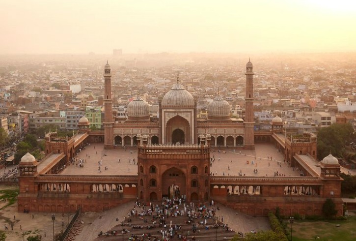 10 - 18 Stunning Aerial Shots Of India That Will Make You Visit These Places.!!
