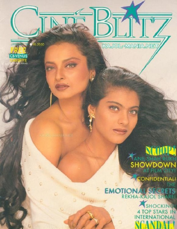 10 - 23 Pictures That Proves Bollywood Fashion In The 90s Was A Disaster.!!