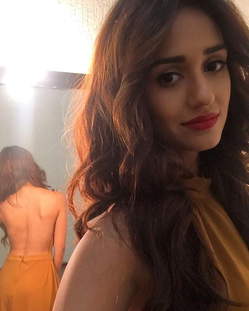 14 - These 15 Pics of 'MS Dhoni' Fame Disha Patani Will Blow Your Mind.!!