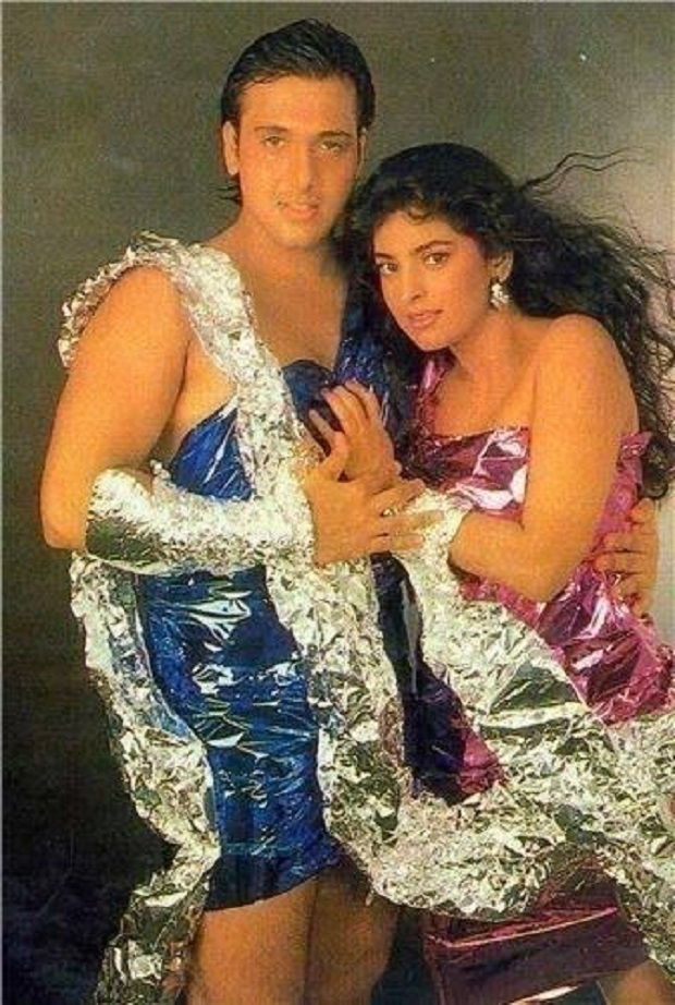 16 - 23 Pictures That Proves Bollywood Fashion In The 90s Was A Disaster.!!
