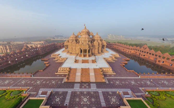 17 - 18 Stunning Aerial Shots Of India That Will Make You Visit These Places.!!