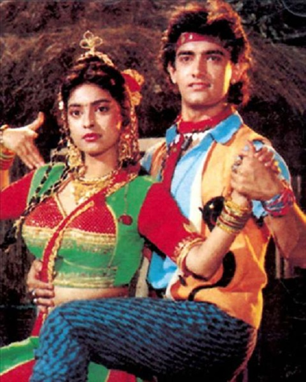 18 - 23 Pictures That Proves Bollywood Fashion In The 90s Was A Disaster.!!