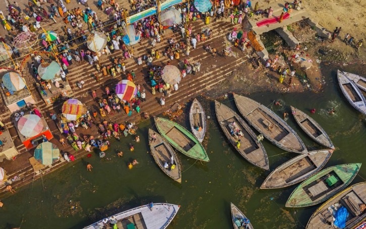 2 - 18 Stunning Aerial Shots Of India That Will Make You Visit These Places.!!