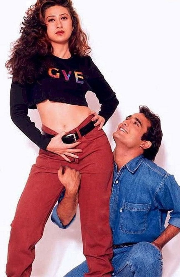 20 - 23 Pictures That Proves Bollywood Fashion In The 90s Was A Disaster.!!