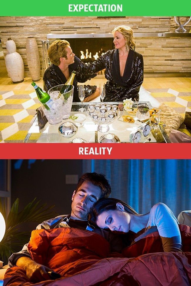 3 - These Pics Perfectly Explains Family Life Expectation Vs Reality.!!