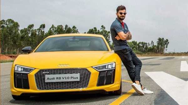 4 - 8 Cricketers And Their Expensive Cars