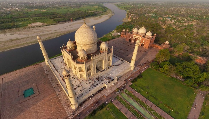 5 - 18 Stunning Aerial Shots Of India That Will Make You Visit These Places.!!