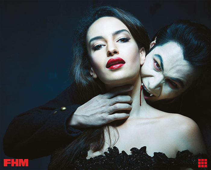 4 - Emraan Hashmi's Photoshoot As Hollywood's Super Villains Will Shock You.!!