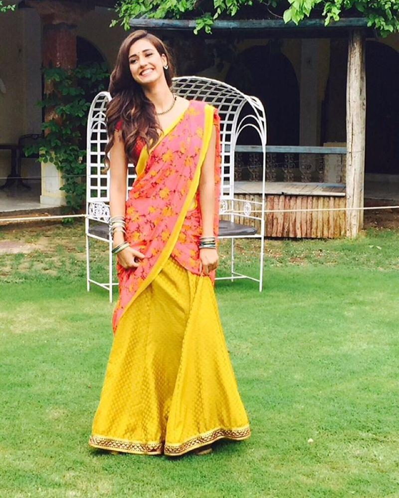 5 - These 15 Pics of 'MS Dhoni' Fame Disha Patani Will Blow Your Mind.!!
