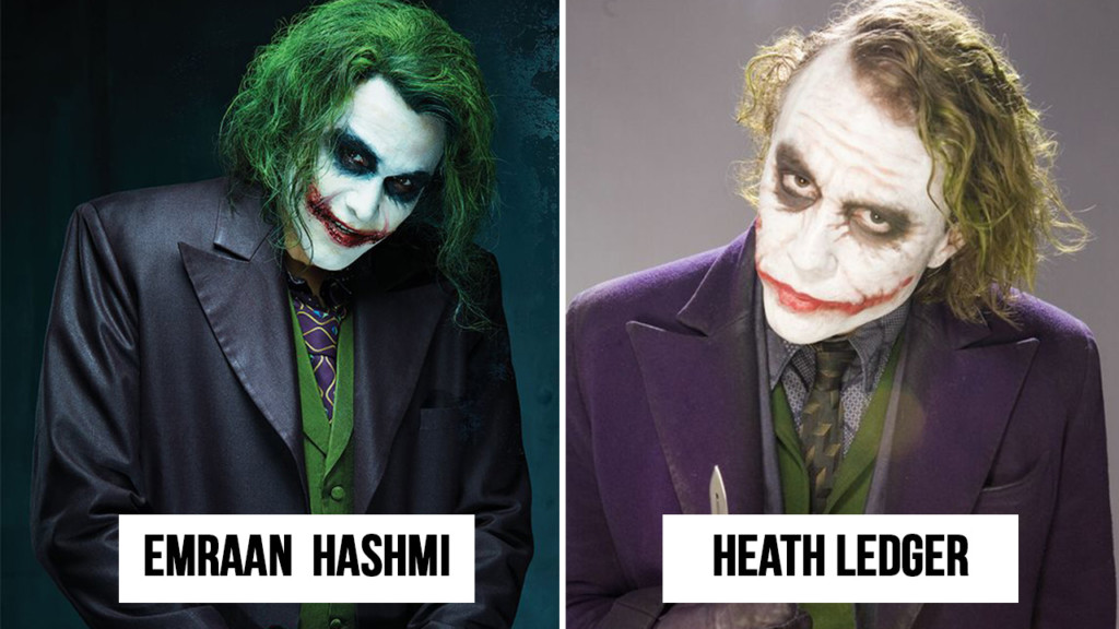 6 - Emraan Hashmi's Photoshoot As Hollywood's Super Villains Will Shock You.!!