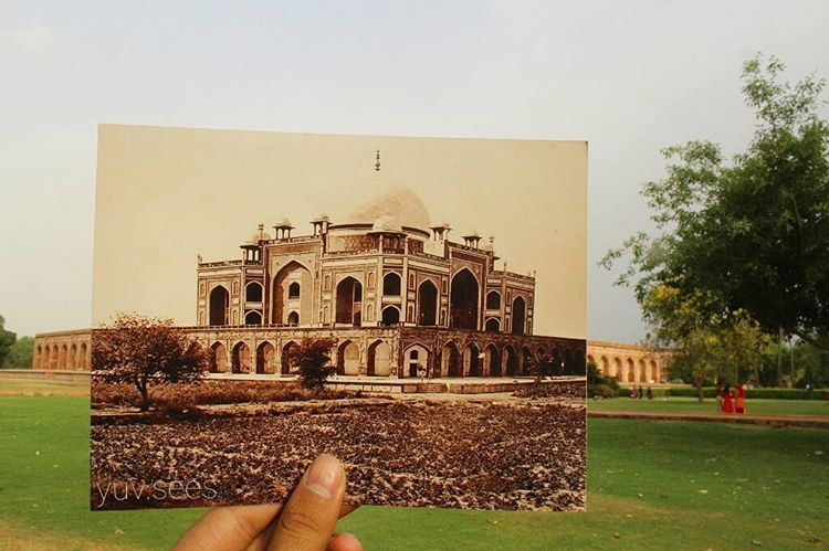 9 - This Guy's Then & Now Pictures of Delhi Is The Best Thing On The Internet.!!
