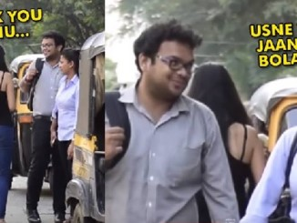"cover - This Girl Called ""Jaanu"" To Random People, Don't Miss Their Hilarious Reactions.!!"