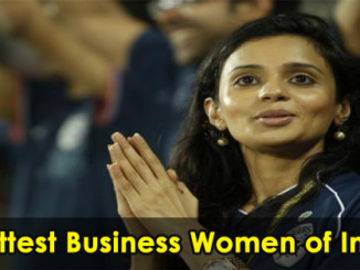 cover - 5 Hottest & Beautiful Businesswomen In India.!!