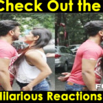 Hot Girl Played A Kiss Prank On Strangers, Don't Miss ..