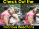 cover - Hot Girl Played A Kiss Prank On Strangers, Don't Miss The Hilarious Reactions.!!